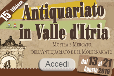 Antiquariato in Valle d'Itria
