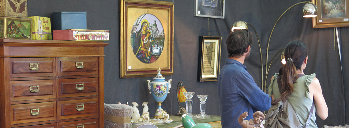 "Al via la 17^ ed. di ""Antiquariato in Valle d'Itria"""