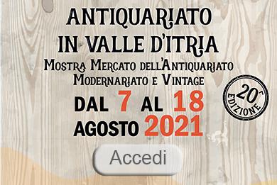 Antiquariato in Valle d'Itria